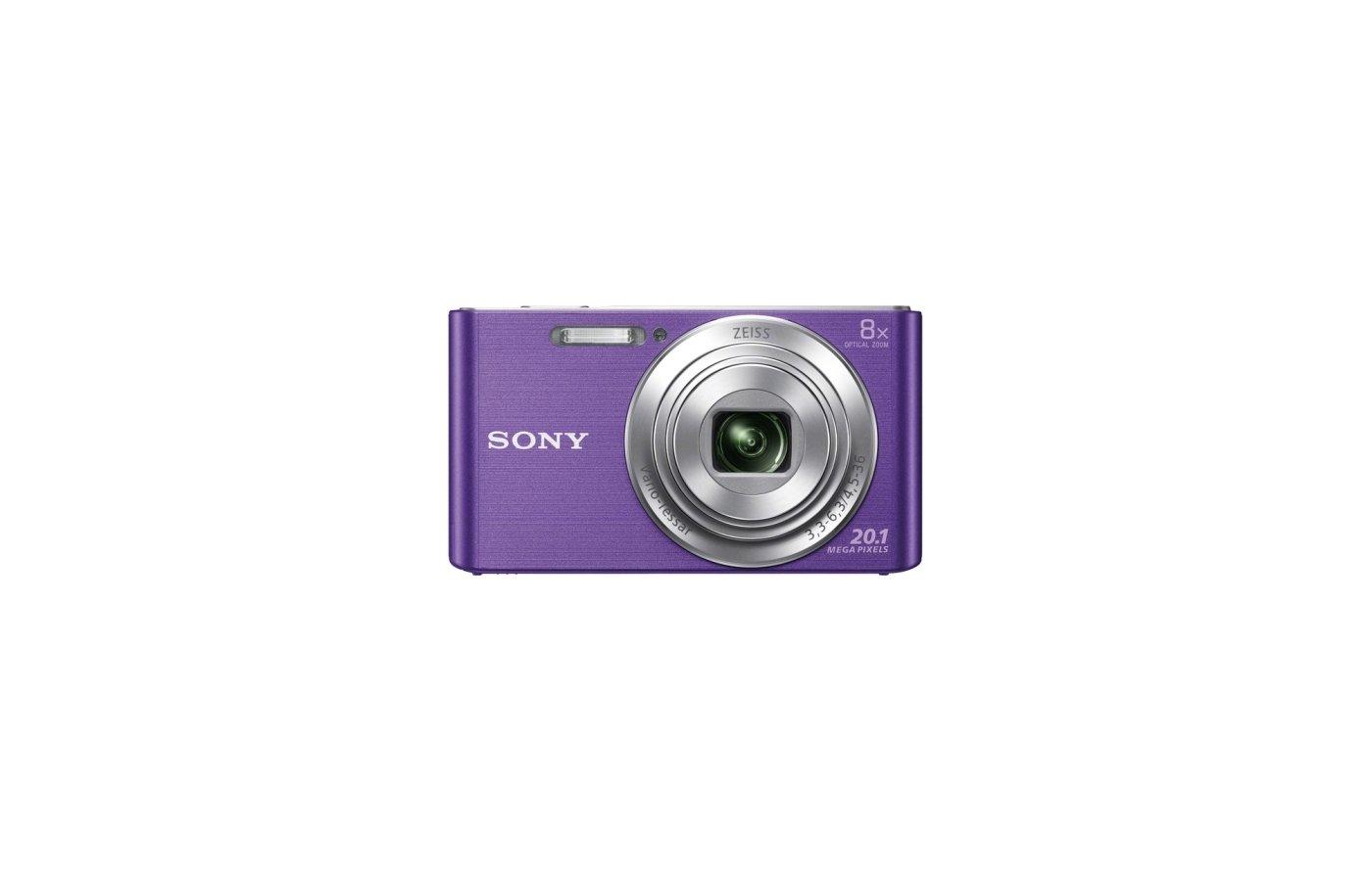 Фотоаппарат компактный SONY DSC-W830/V