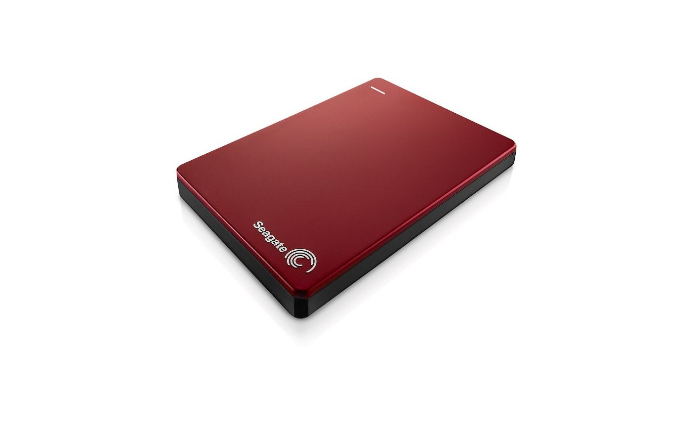 Внешний жесткий диск Seagate STDR1000203 Slim 2.5 1000GB 5400RPM 8MB USB 3.0 RTL Red