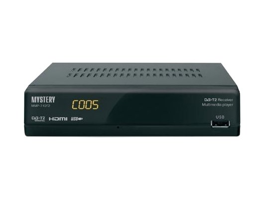 DVB-T2 ресивер MYSTERY MMP-71DT2