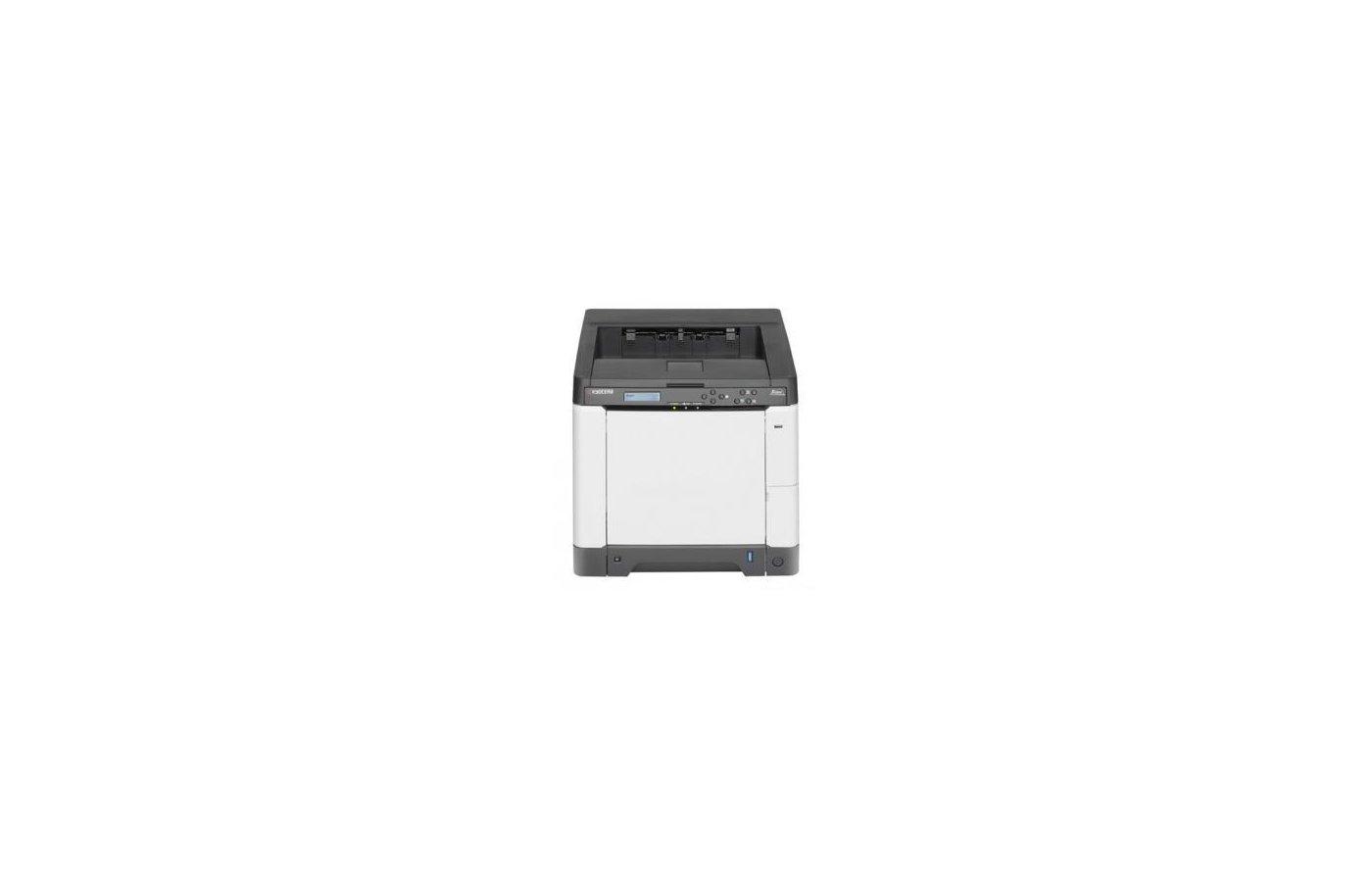 Принтер Kyocera Ecosys P6021cdn A4 Duplex Net