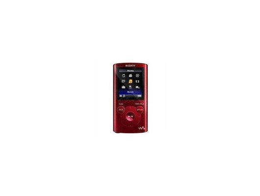 МР3 плеер Sony NWZ-E383 4Gb красный
