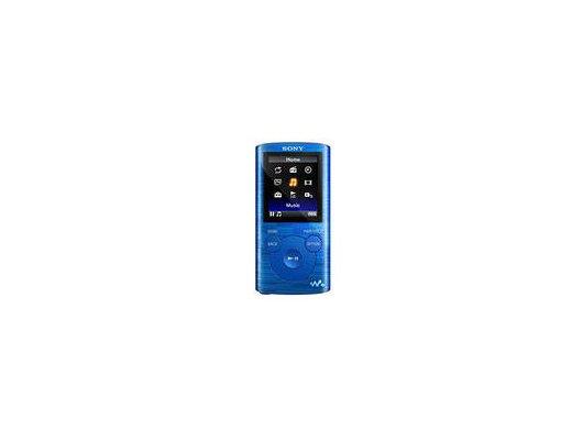 МР3 плеер SONY NWZ-E383 4Gb голубой