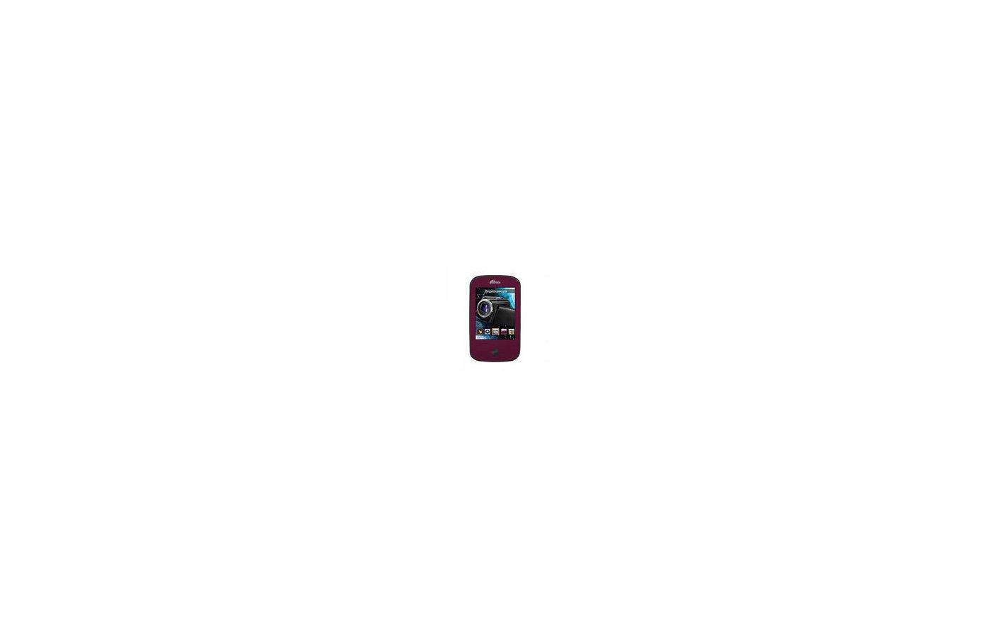 МР3 плеер Ritmix RF-7200 4Gb темно-красный