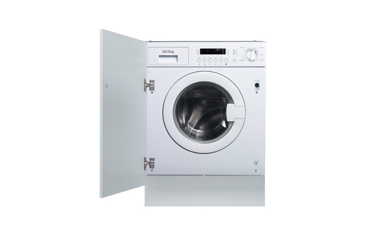 Встраиваемые стиральные машины KORTING KWD 1480 W