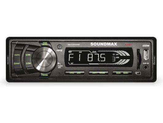 Автомагнитола SOUNDMAX SM-CCR 3049
