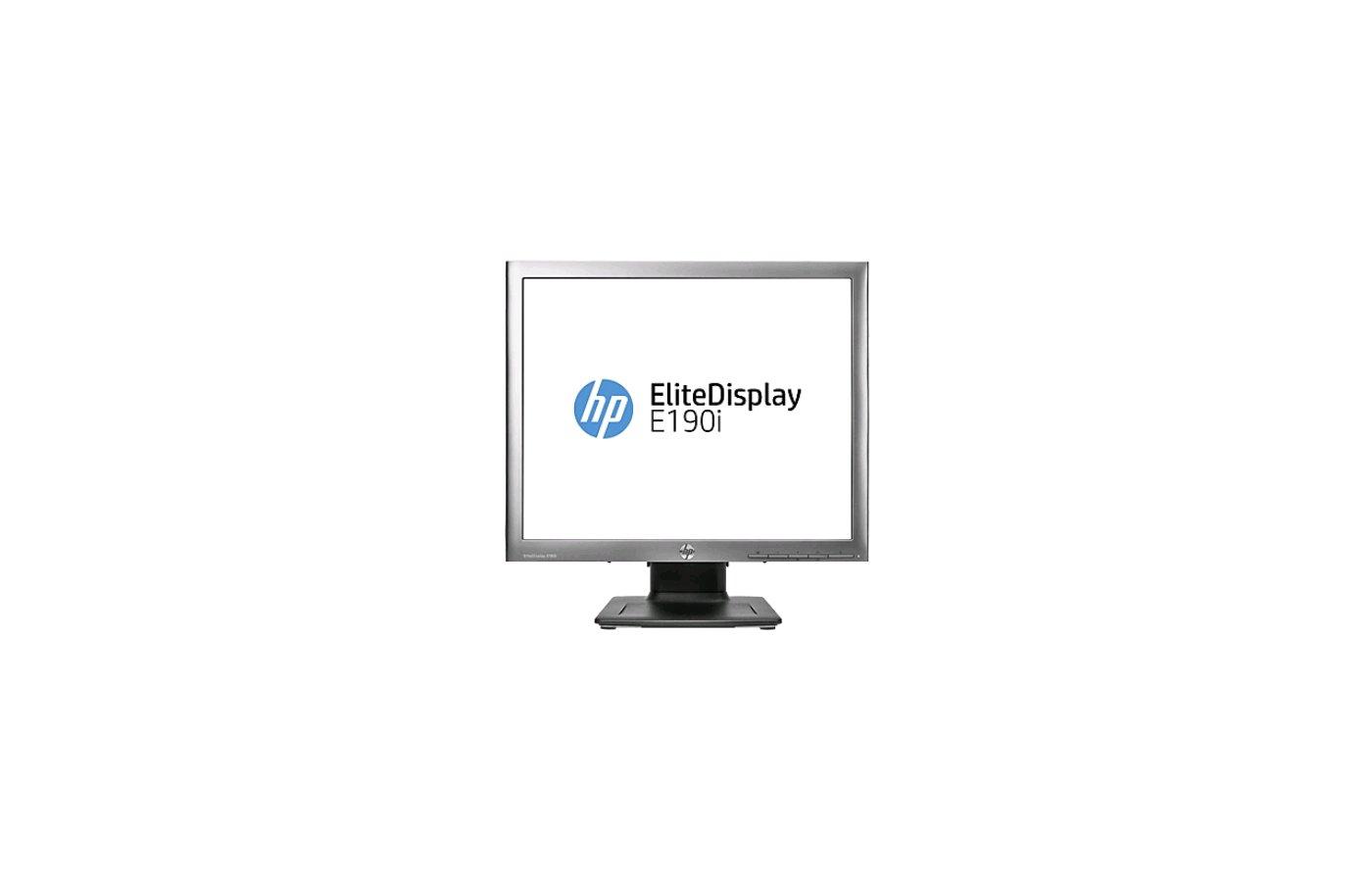 """ЖК-монитор 19"""" HP EliteDisplay E190i Silver IPS /E4U30AA/"""