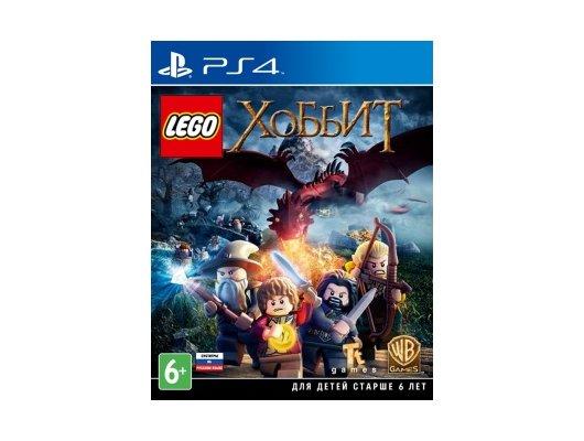 LEGO Хоббит (PS4 русские субтитры)