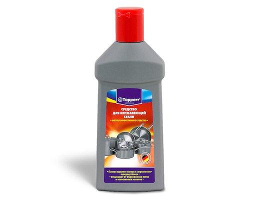 Чистящее средство TOPPERR 3403 для стали и хрома 250мл