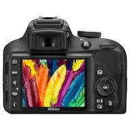 Фото Фотоаппарат зеркальный Nikon D3300 18-55VR II black