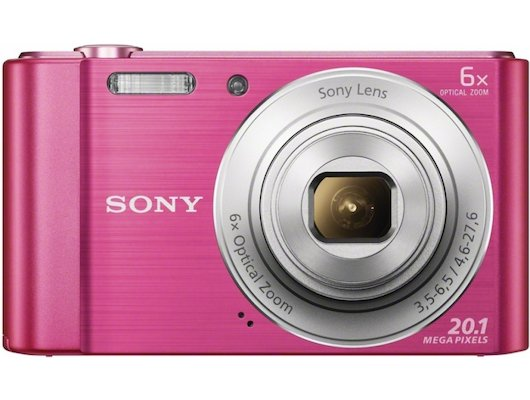 Фотоаппарат компактный SONY DSC-W810/P
