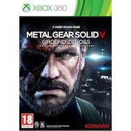 Фото Metal Gear Solid V: Ground Zeroes (Xbox 360 русские субтитры)