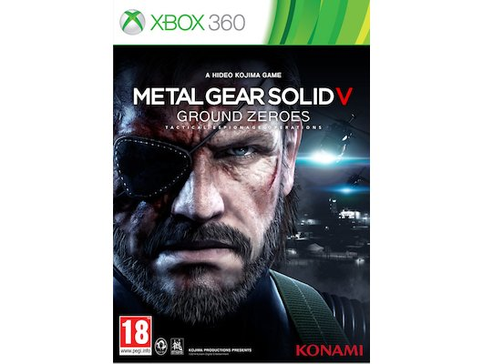 Metal Gear Solid V: Ground Zeroes (Xbox 360 русские субтитры)