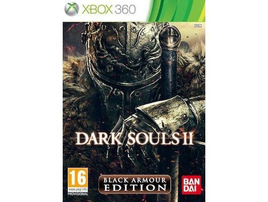 Dark Souls 2. Black Armour Edition (Xbox 360 русские субтитры)