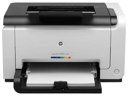 Принтер HP LaserJet CP1025 Color Printer