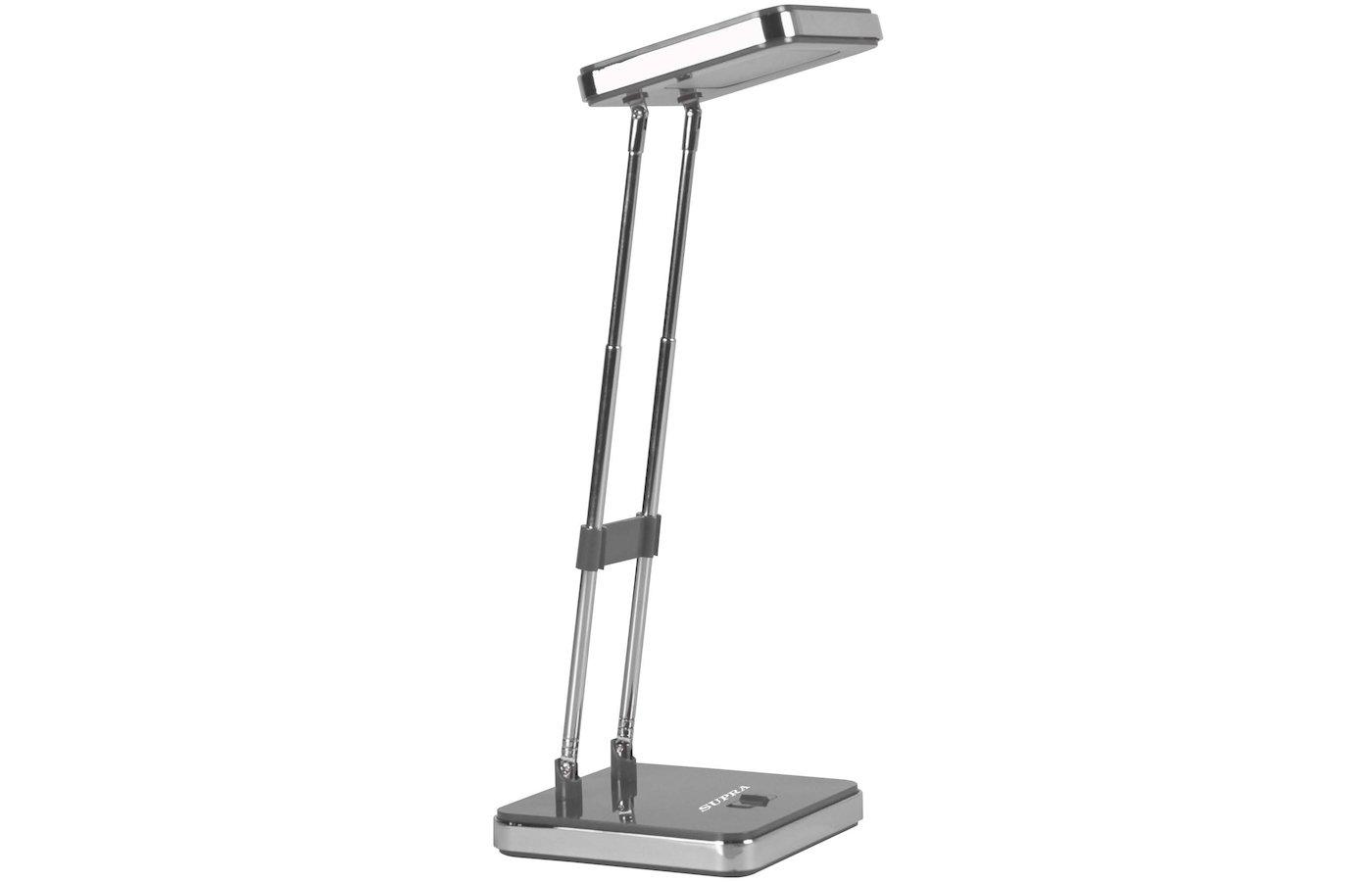 Светильник настольный SUPRA SL-TL201 grey LED 3 Вт. телескопическая подставка