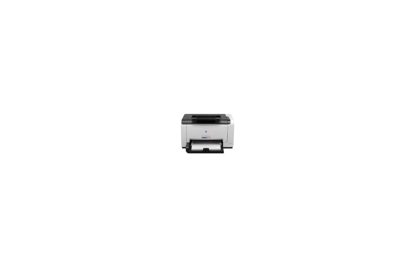 Принтер HP LaserJet CP1025nw Color Printer