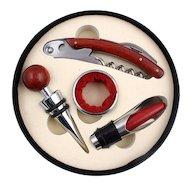 Фото Кухонные инструменты MALLONY 984037 Набор винный из 5-ти предметов