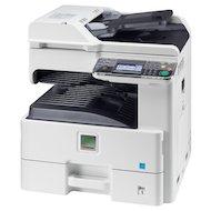 Фото МФУ Kyocera FS-6525MFP A3 25стрA4 копир/принтер/сканер USB 2.0 дуплекс сеть ADF
