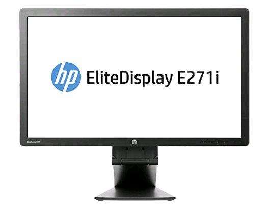 """ЖК-монитор более 24"""" HP EliteDisplay E271i IPS /D7Z72AA/"""
