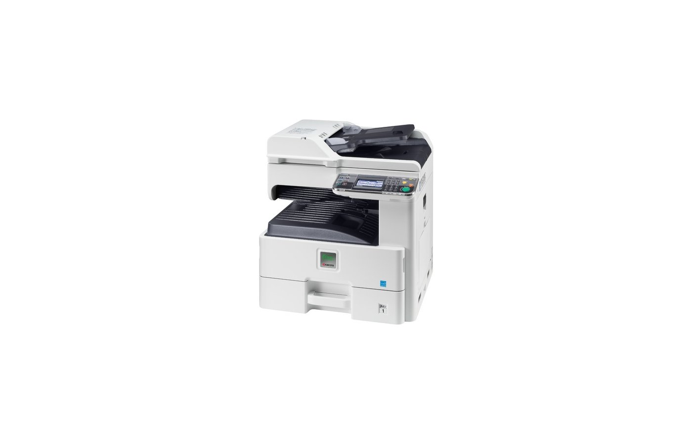 МФУ Kyocera FS-6525MFP A3 25стрA4 копир/принтер/сканер USB 2.0 дуплекс сеть ADF