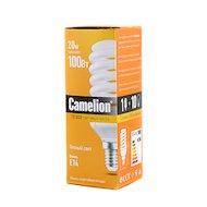 Фото Лампочки энергосберегающие Camelion LH20-FS-T2-M/827/E14 (энергосбер.лампа 20Вт 220В)