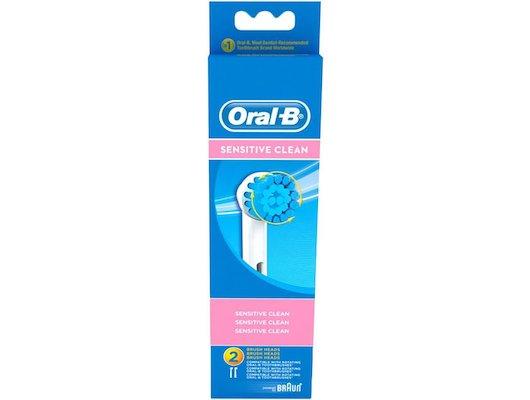Насадки для эл. зубных щеток Oral-B EBS17-2
