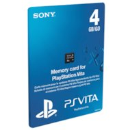 Карта пямяти SONY PS Vita Memory Card 4Gb