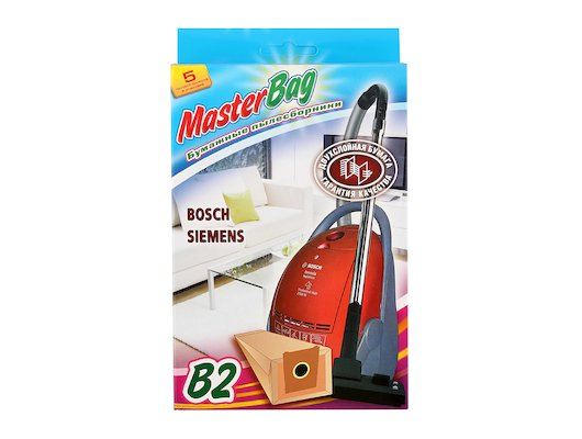 Пылесборники MasterBag 1501 B2