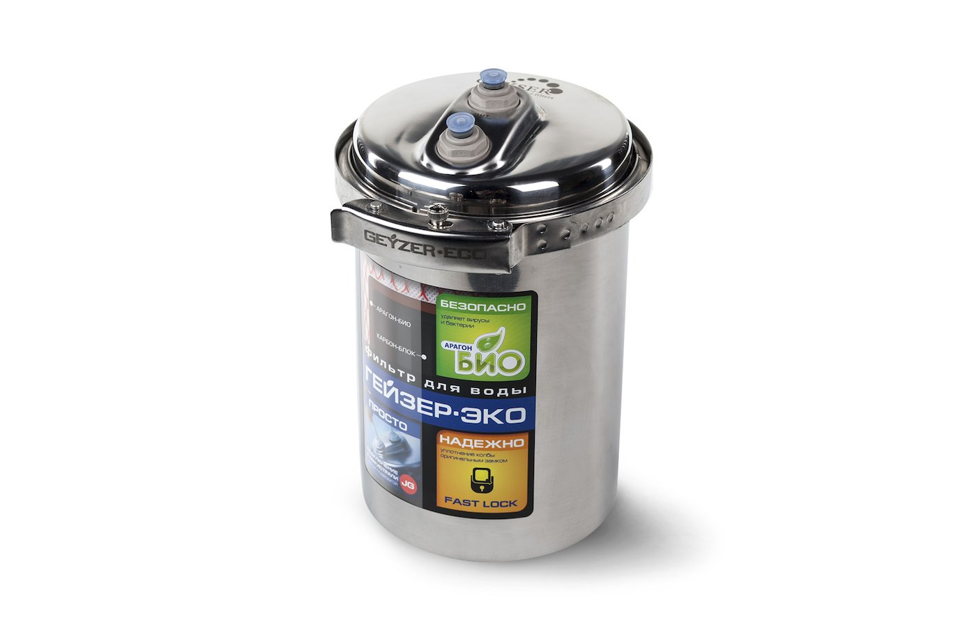 Фильтры для воды ГЕЙЗЕР ЭКО