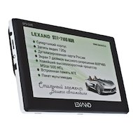 Навигатор LEXAND STR-7100 HDR