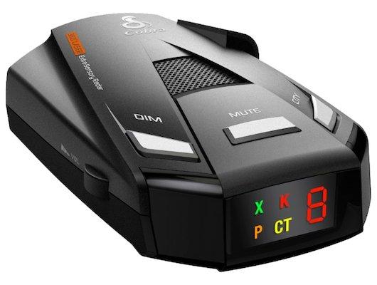 Радар детектор Cobra CT-2750 радар-детектор