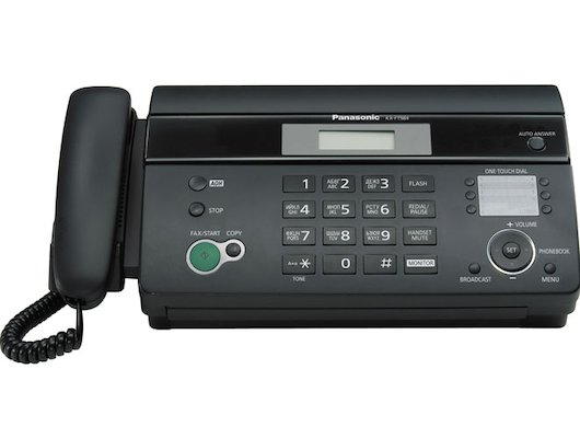 Факс PANASONIC KX-FT 984 RU факс