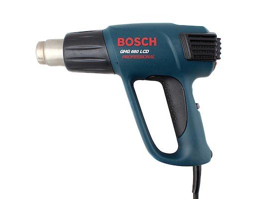 Фен BOSCH GHG 660 LCD