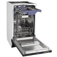Фото Встраиваемая посудомоечная машина FLAVIA BI 45 KASKATA Light