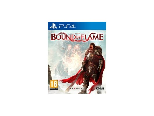 Bound by Flame PS4 русская документация