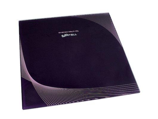 Весы напольные SANTELL SR-485 (фиолетовый)