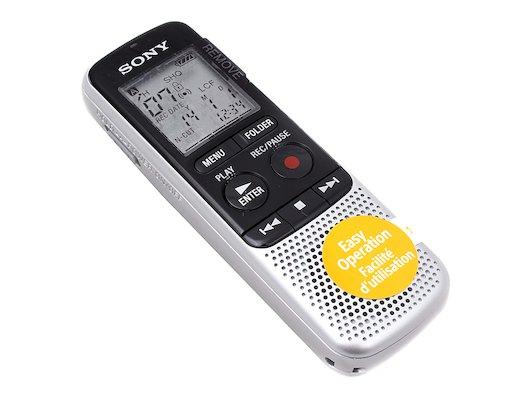 Диктофон SONY ICD-BX140 4Гб