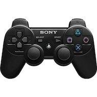 Фото PS3: Контроллер игровой беспроводной черный (Dualshock Wireless Controller Black)
