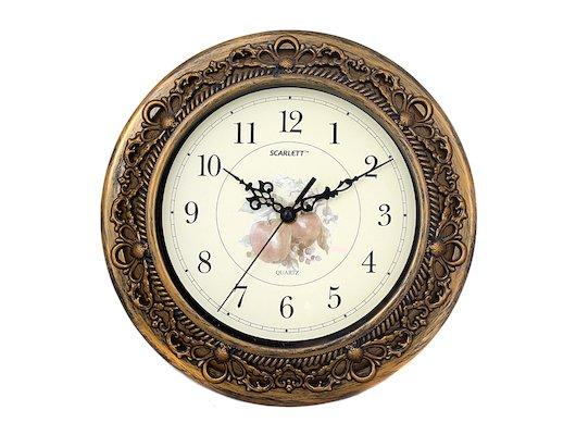 Часы настенные Scarlett 25K плавный ход