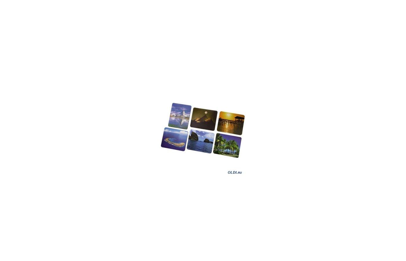 Коврик для мыши Hama H-54734 Landscape 6 раcцветок