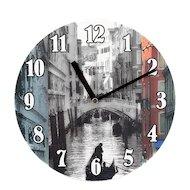 Фото Часы настенные Scarlett 25VN Модерн плавный ход