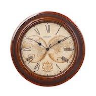 Фото Часы настенные Scarlett 27A Классические / для рабочих кабинетов