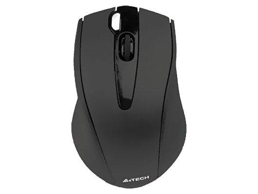 Мышь беспроводная A4Tech G9-500F Black USB