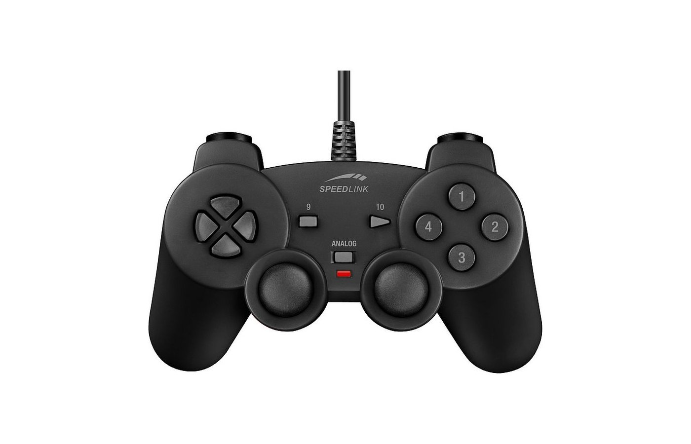 Speedlink Strike Gaming Pad (SL-6535-BK) black