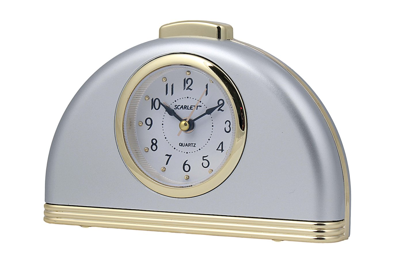 Будильник Scarlett 832 будильник нарастающий сигнал подсветка
