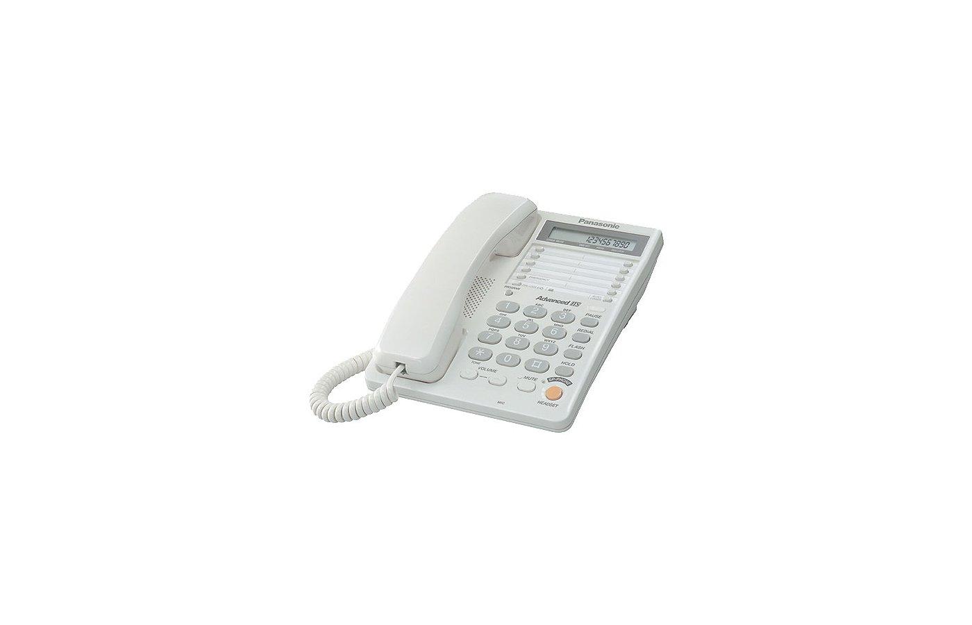 Проводной телефон PANASONIC KX-TS 2365RUB