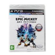 Фото Disney Epic Mickey: Две легенды (с поддержкой Move) PS3 русская версия