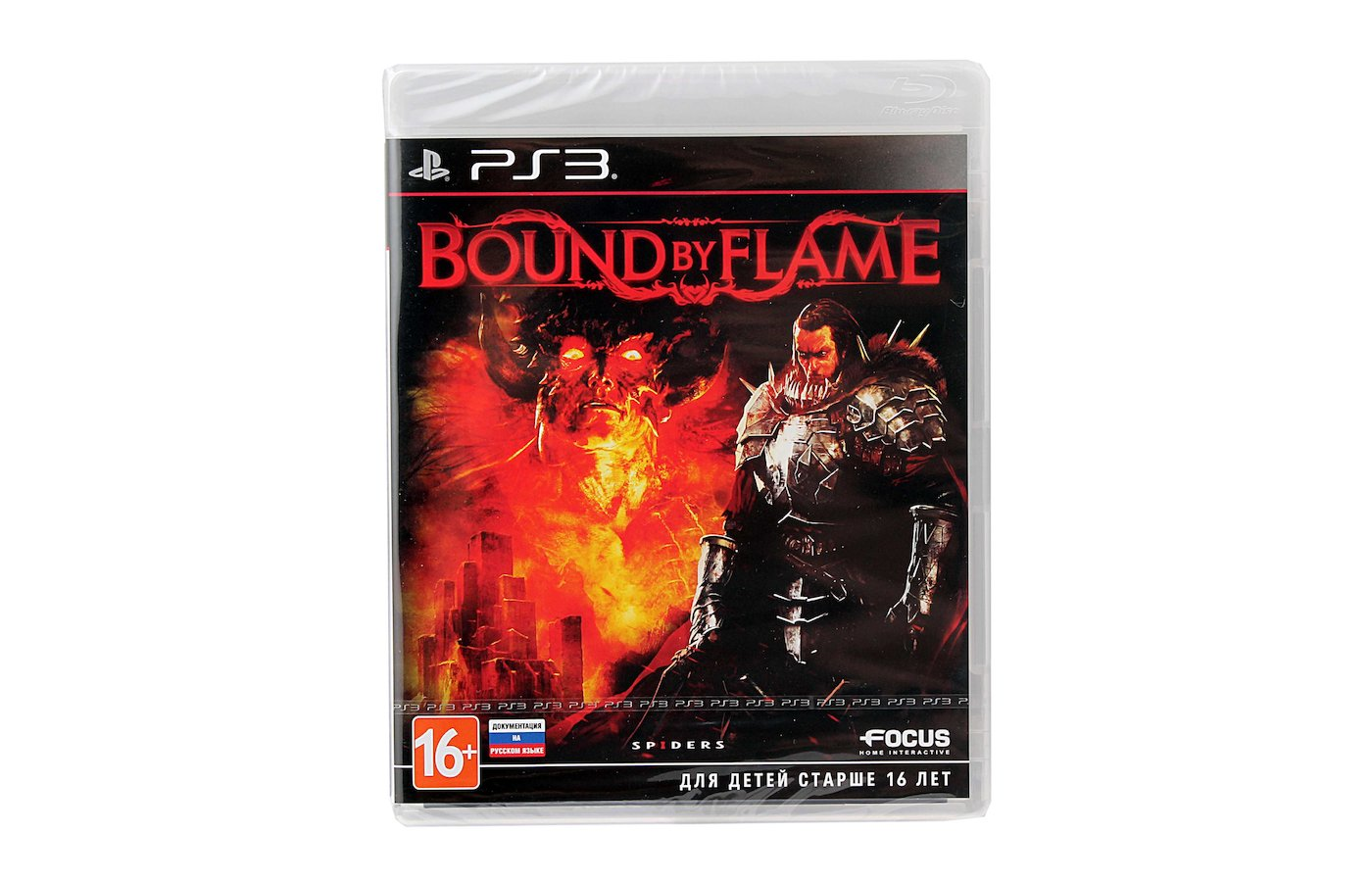 Bound by Flame (PS3 русская документация)