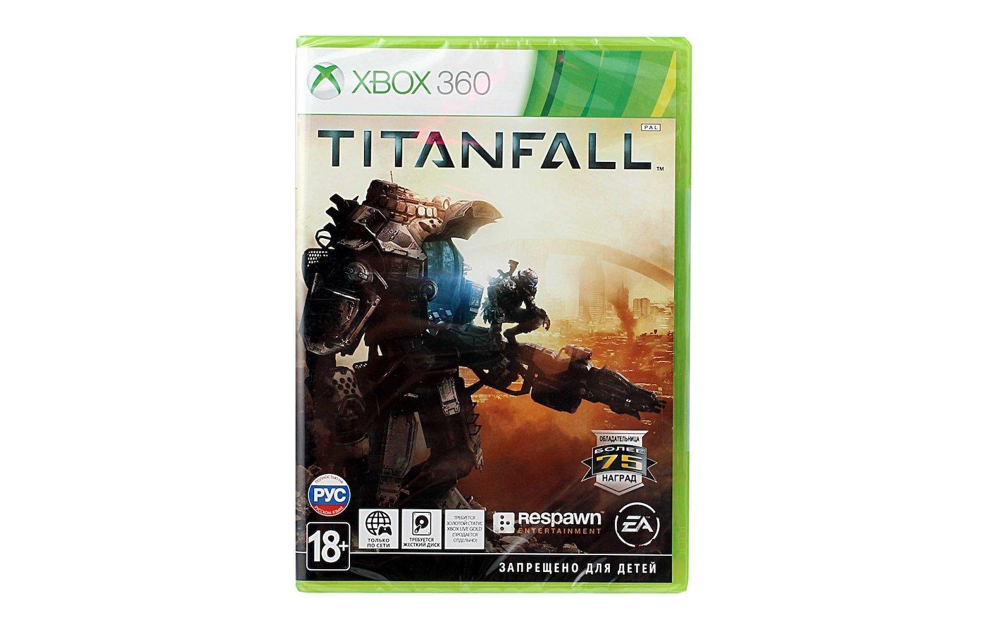 Titanfall Xbox 360 русская версия