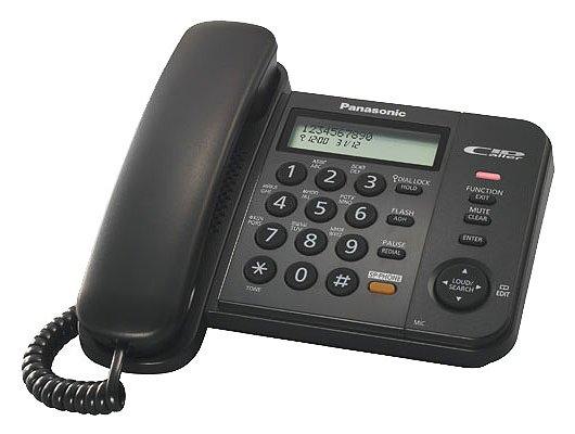 Проводной телефон PANASONIC KX-TS 2358 RUB